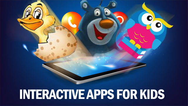 Interactive Story Books For Kids Appsmamma