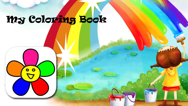 my coloring book review